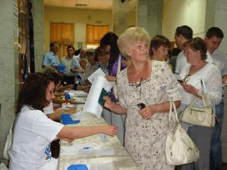 Праймериз народного фронта в Слободском