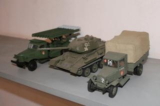 Маленькие танки и большая война