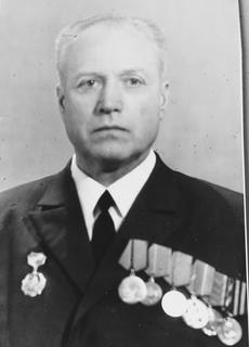 Иван Никитович Онучин. Фото 70-х