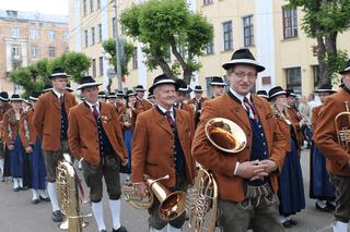австрийский духовой оркестр «Солингер»