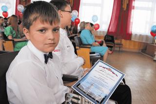 Николай Смирнов, лауреат музыкального конкурса