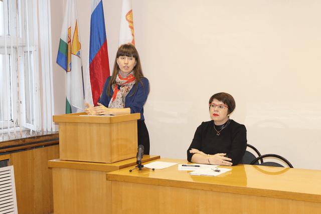 Н.С. Ерохина и И.В. Желвакова