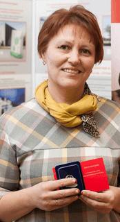 Харина Елена Павловна