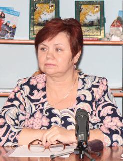 Н.А. Ячменникова, директор МУП «Управляющая компания «Север»