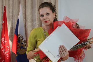 Наталья Николаевна Симонова, воспитатель детского сада «Родничок».