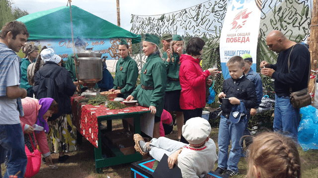 Великорецкое