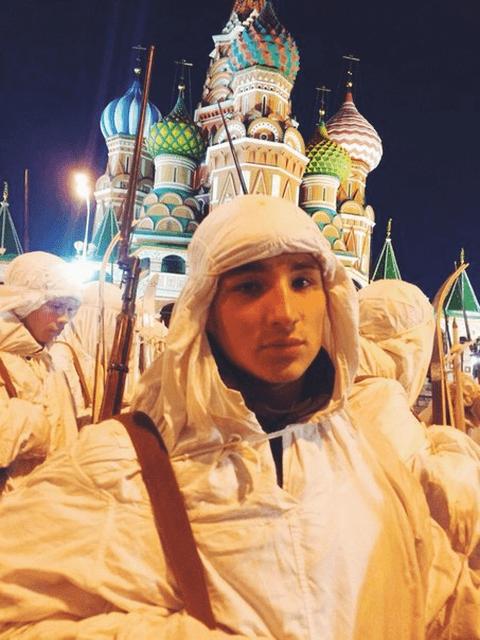 Генеральная репетиция на Красной площади