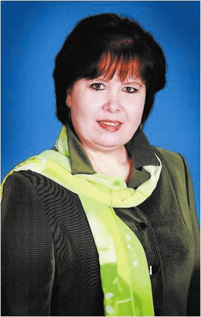 Наталья Викторовна Ощепкова
