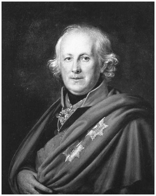 Граф Н. С. Мордвинов