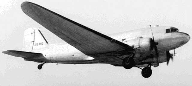 Транспортный самолет «Дуглас» С-47