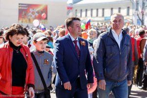 Е.А. Рычков: «Я за сменяемость власти»