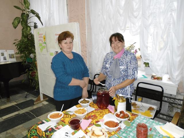 Конкурс «Дары Вятки» в Вахрушах