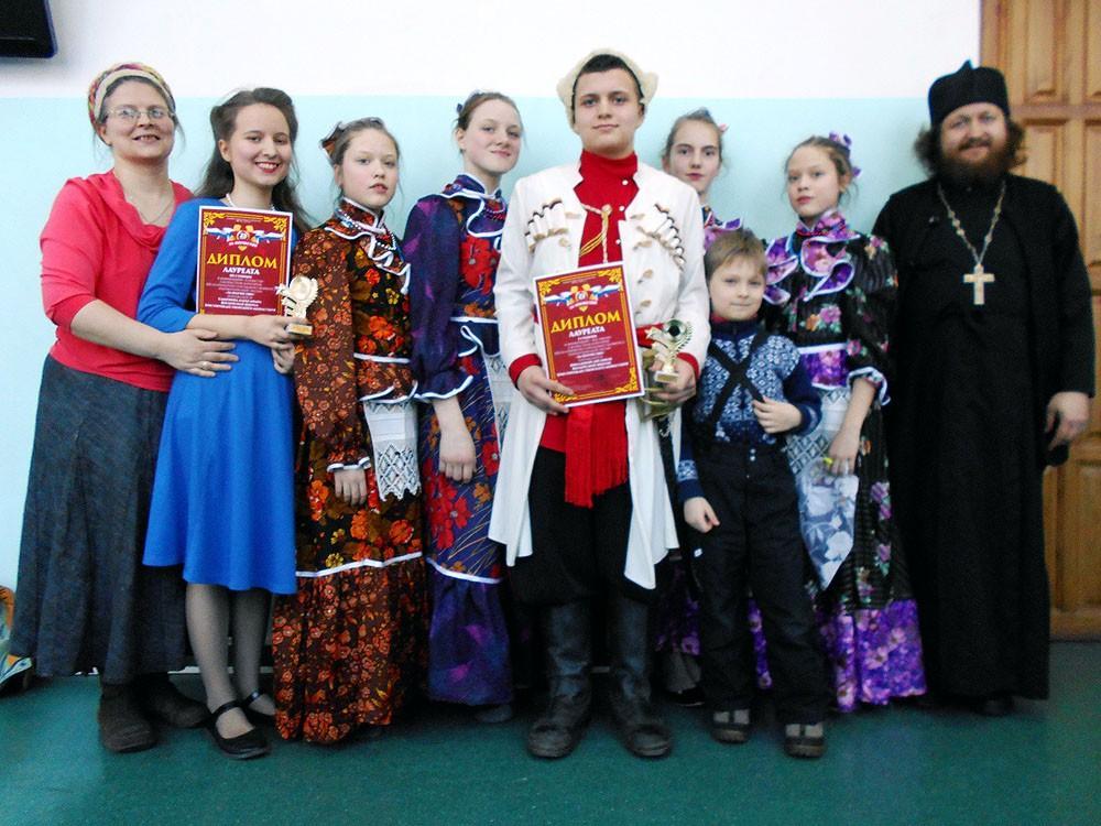 В Слободском прошел конкурс патриотической песни «За Отечество!»