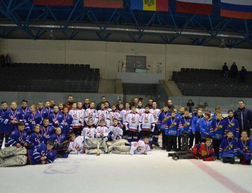 Финал соревнований «Золотая шайба» — 2019