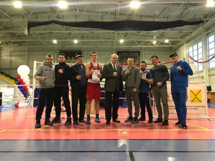 Боксёр из Слободского стал призёром первенства ПФО