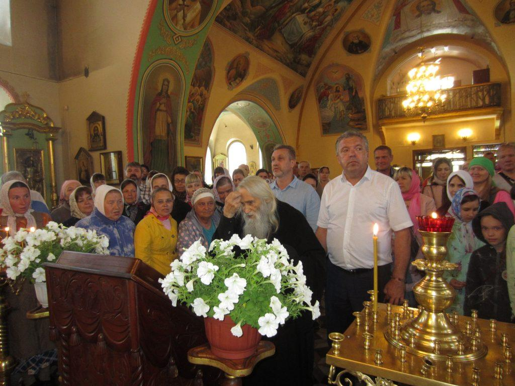 Отец Илий: Не будет веры православной – не будет и России