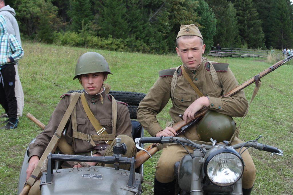 Последний бой - из Хохловки