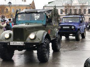 Слободской - город автолюбителей