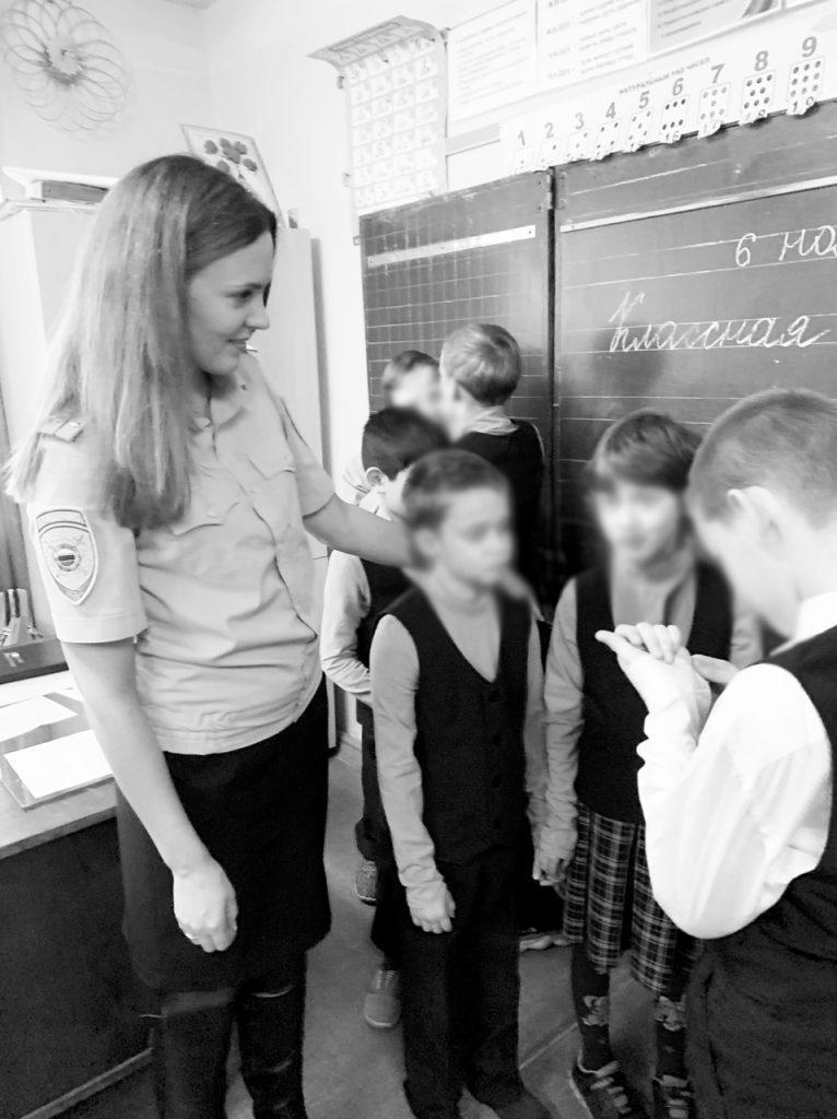 48 детей лейтенанта Бабинцевой