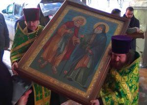 Зачем в Слободской приехали братья из Грузии