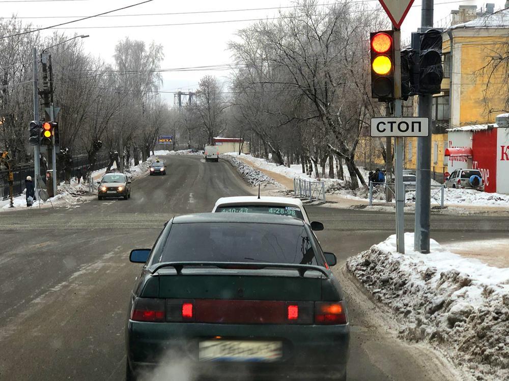 Включат ли новые светофоры до Нового года