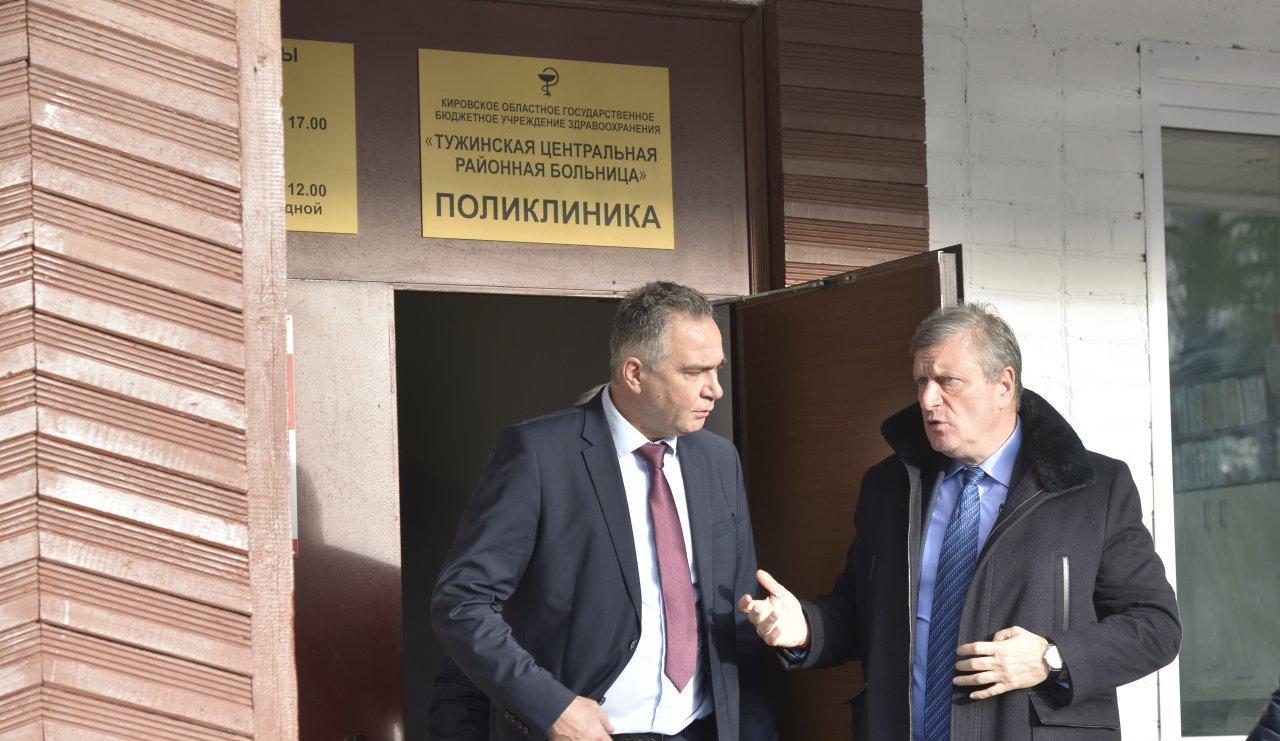 Министр из Слободского получил награду в Москве
