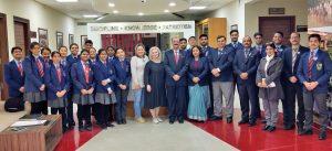 Открытая для гимназистов Индия