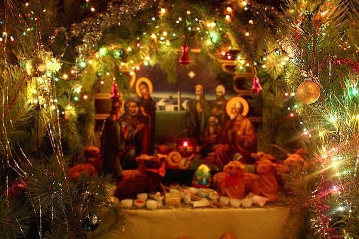 Расписание Рождественских служб в слободских храмах