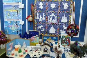 декоративно-прикладного творчества «Рождество приходит в каждый дом»