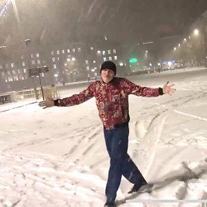 Бриллиантовая нога Николая Дубравина