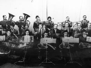 Оркестр наш духовой
