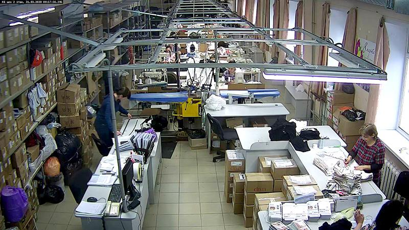 В Слободском освоено промышленное производство защитных масок