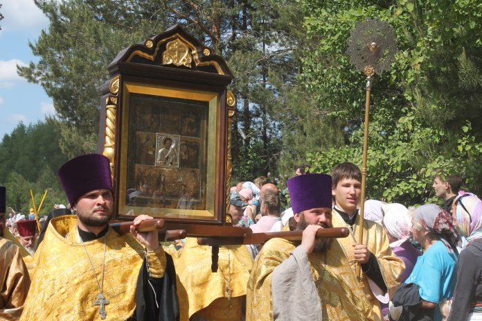 Как пойдёт святитель Николай на Великую