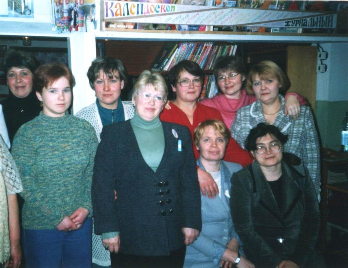 Библиотечные юбилеи
