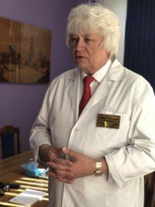 История болезни и выздоровления Слободского