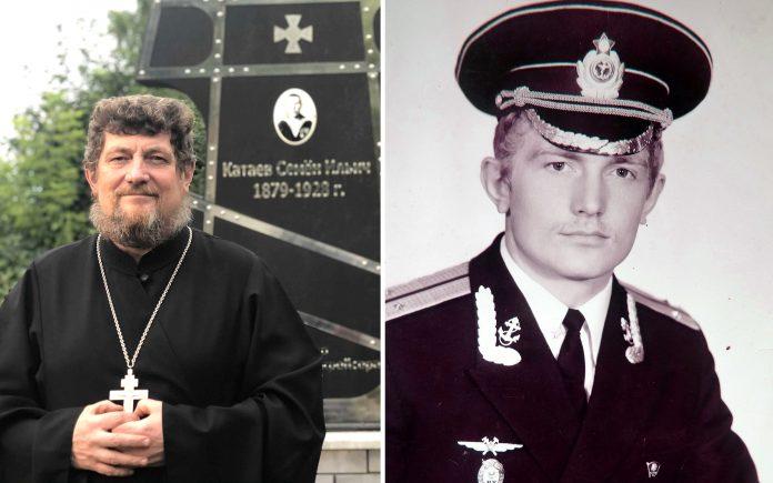 Духовный причал майора Салтыкова